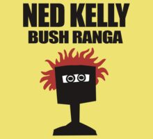 Ned Kelly, Bush Ranga by jezkemp
