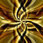 Golden Spin by cherie hanson