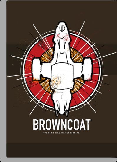 BROWNCOAT by girardin27
