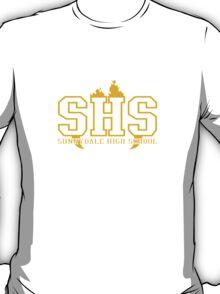 sunnydale high school deluxe T-Shirt