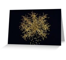 Capitol Tree Star Greeting Card