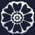 White Lotus Symbol by jdotrdot712