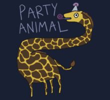 Party Animal: Giraffe by teecup
