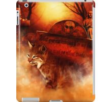 Bobcat Spirit iPad Case/Skin