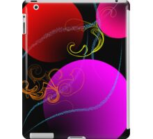 Colored Baubles iPad Case/Skin