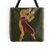 FIGHT: Street Fighter #2: Vega Tote Bag