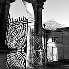 Entrance Gate by Simon Pattinson