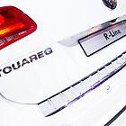Volkswagen Touareg R-Line [ Print & iPad / iPod / iPhone Case ] by Mauricio Santana