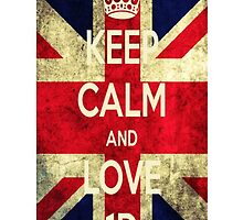 One Direction Keep Calm by ViviG