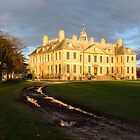 Belton House by Mark Baldwyn