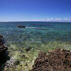 Mauritius - Fishing Boat by mattnnat
