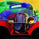 Deuce Coupe by scat53