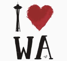 I Heart Seattle (remix) by TAIs TEEs