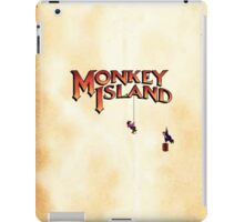 Monkey Island - Treasure found! iPad Case/Skin