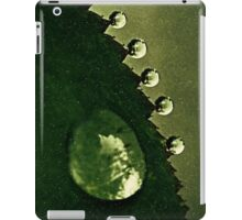 Leaf Drops iPad Case/Skin