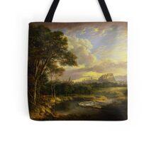 Alexander Nasmyth View of the City of Edinburgh Tote Bag