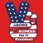 Archie For President  by BUB THE ZOMBIE