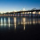 Fingal Pier by AussieLP