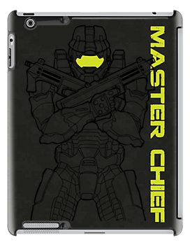 Teevolution :: Master Chief Outline by Teevolution
