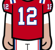 "VICT ""Tommy Football"" Pro-Toon Sticker"