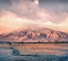 Mountains by PosthumanINC
