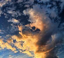 Cloud 20120807-75 by Carolyn  Fletcher