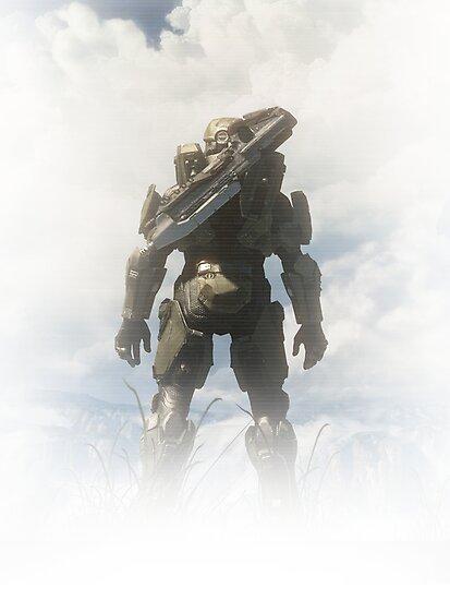 Halo 4 by Sagar  Vasishtha