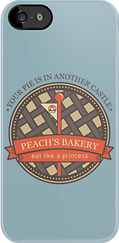 Peach's Bakery by fishbiscuit