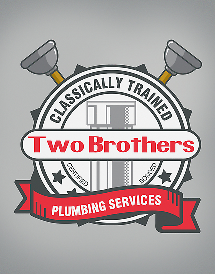 Two Brothers Plumbing by fishbiscuit