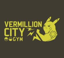 Vermillion City Gym by Kevin Wilson