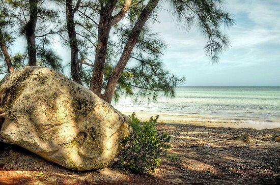Yamacraw Beach in Nassau, The Bahamas by 242Digital