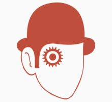 A Clockwork Orange sticker by rmysterio80