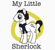 My Little Sherlock by SistersGoSquee