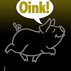 OINK! by peter chebatte