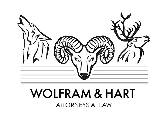 Wolfram & Hart: Attorneys at Law by apachechief