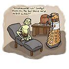Theraputic Dalek by thesnuttch