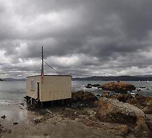 Raincloud Regatta  by Peter Kurdulija