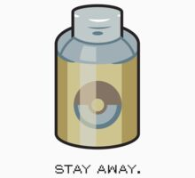 Stay Away by jdotrdot712