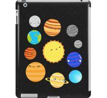 The Solar System iPad Case/Skin