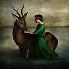 The Beloved Deer by ChristianSchloe