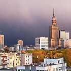 City of Warsaw by Artur Bogacki