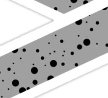 Cement Roman 4 sticker Sticker