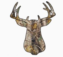 Realtree AG Camo Buck by vehrtical