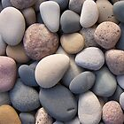 Beach Pebbles by Kathilee