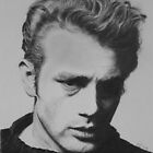 James Dean by Mike O'Connell