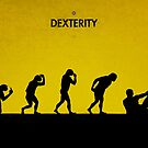 99 Steps of Progress - Dexterity by maentis