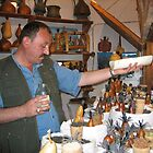 The Bukharan Spice Tea Seller by M-EK