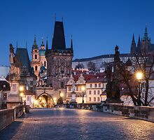 Prague Blues by Michael Breitung
