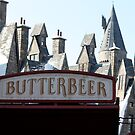 Butterbeer in Hogsmeade by Asteriidae