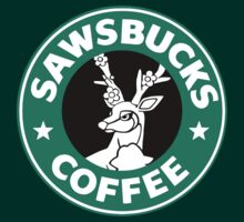 Sawsbucks Coffie by Lorren Francis